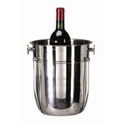 Tablecraft 8 Qt. Stainless Steel Wine Bucket in Mirror by