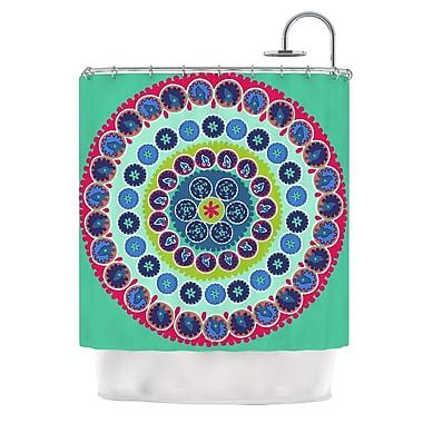 KESS InHouse Surkhandarya Shower Curtain