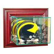 Perfect Cases Wall Mounted Mini Helmet Display Case