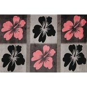 Fun Rugs Supreme Hula Calm Flower Area Rug; 3'3'' x 4'10''