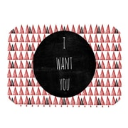 KESS InHouse I Want You Placemat