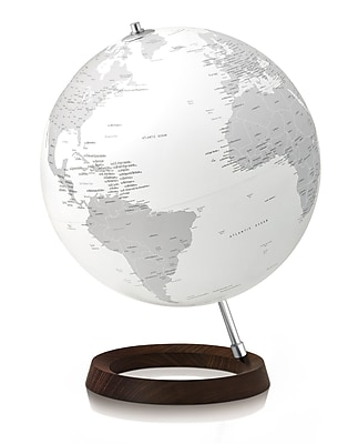 Atmosphere Full Circle Reflection Lighted Globe
