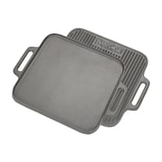 Bayou Classic 14'' Square Reversible Griddle