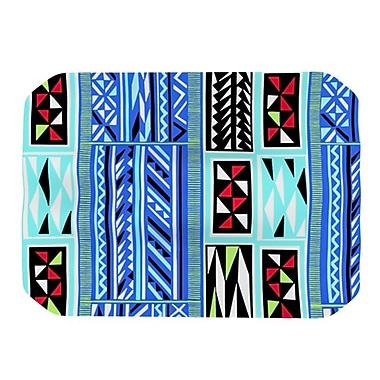KESS InHouse American Blanket Pattern Placemat
