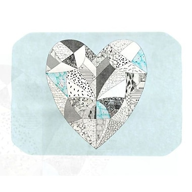KESS InHouse Comheartment Placemat