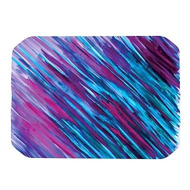 KESS InHouse Placemat; Purple