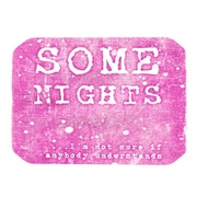 KESS InHouse Some Nights Placemat