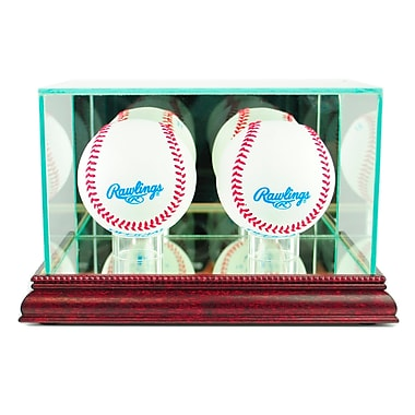 Perfect Cases Double Baseball Display Case