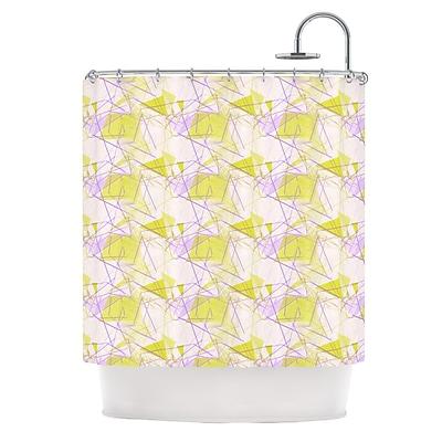 KESS InHouse Shower Curtain