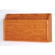 Wooden Mallet X-Ray Holder; Medium Oak