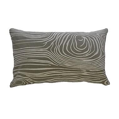 AV Home AV Home Lumbar Pillow; Grey