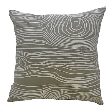 AV Home AV Home Throw Pillow; Dark Grey