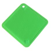 SO COOL Pot Holder Trivet; Green