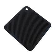 SO COOL Pot Holder Trivet; Black