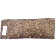 OMSutra Paisely Aromatherapy Eye Pillow; Rust