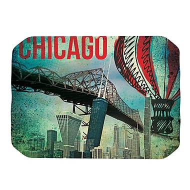 KESS InHouse Chicago Placemat