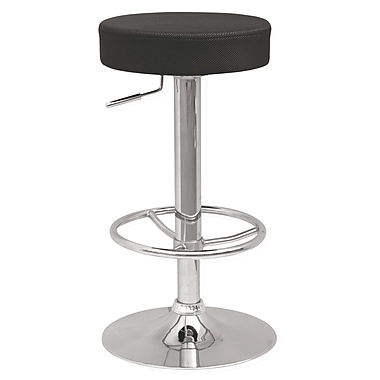 Chintaly Adjustable Height Swivel Bar Stool