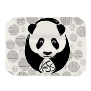 KESS InHouse Panda Placemat