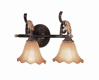 Woodbridge Harrington 2-Light Vanity Light