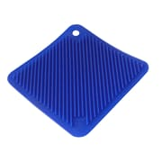 SO COOL Pot Holder Trivet; Dark Blue