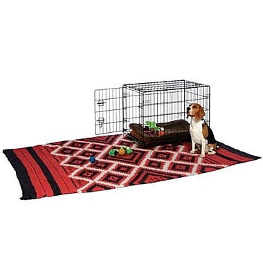 Prevue Hendryx Home On-The-Go Pet Crate; Small (23'' H x 20'' W x 30.5'' L)