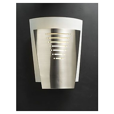 PLC Lighting Daya 1-Light Wall Sconce
