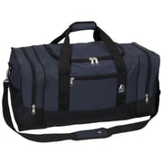 Everest 25'' Sporty Travel Duffel; Navy / Black