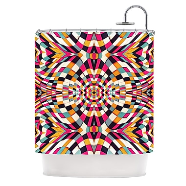 KESS InHouse Rebel Ya Shower Curtain