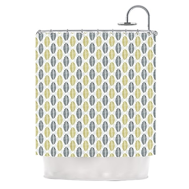 KESS InHouse Seaport Shower Curtain