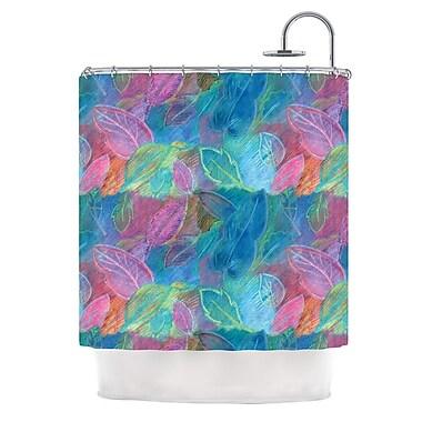 KESS InHouse Rabisco Shower Curtain