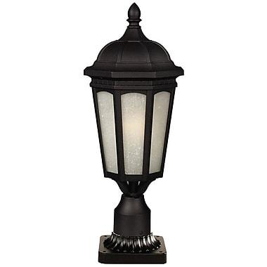 Z-Lite Newport Outdoor 1-Light Pier Mount Light