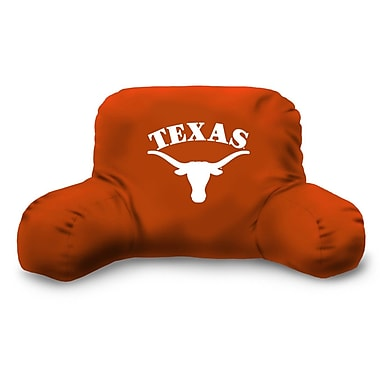 Northwest Co. NCAA Texas Cotton Bed Rest Pillow