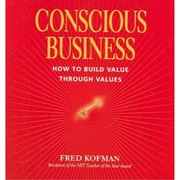 Conscious Business Fred Kofman Audiobook