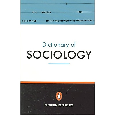 The Penguin Dictionary of Sociology (Penguin Dictionary) Paperback