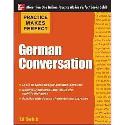 German Conversation Ed Swick Paperback