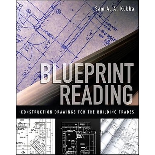 Blueprint reading sam kubba paperback staples httpsstaples 3ps7is malvernweather Image collections