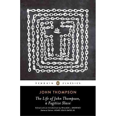 The Life of John Thompson, a Fugitive Slave John Thompson Paperback