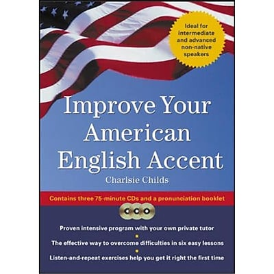 Improve Your American English Accent Charlsie Childs CD