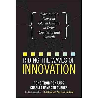 Riding the Waves of Innovation Fons Trompenaars, Charles Hampden-Turner Hardcover
