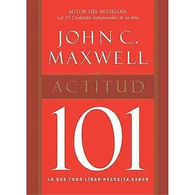Actitud 101 (Spanish Edition)