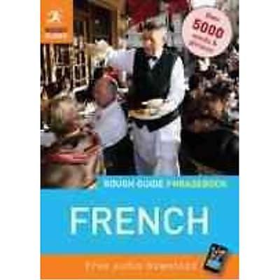 Rough Guide French Phrasebook (Rough Guide Phrasebooks)