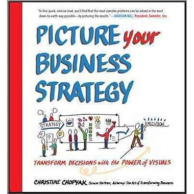 Picture Your Business Strategy Christine Chopyak Hardcover