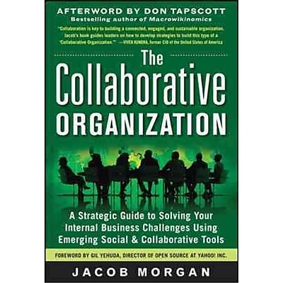 The Collaborative Organization Jacob Morgan Hardcover