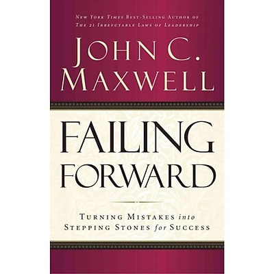Failing Forward John C. Maxwell CD