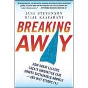 Breaking Away Jane Stevenson, Bilal Kaafarani  Hardcover
