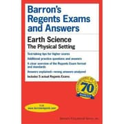 Earth Science -- The Physical Setting (Barron's Regents Exams and Answers)