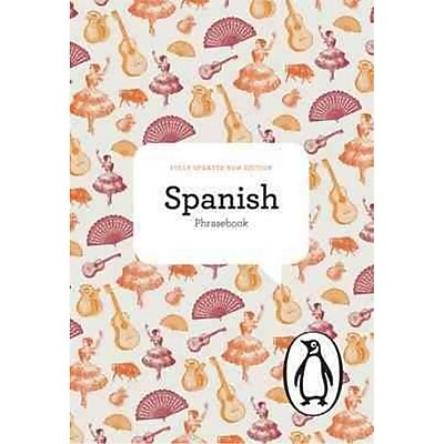 The Penguin Spanish Phrasebook, Fourth Edition