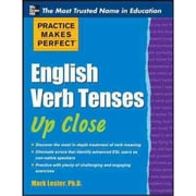 Advanced English Grammar for ESL Learners Mark Lester Paperback