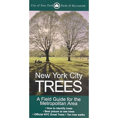 New York City Trees Edward S. Barnard Paperback