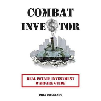 Combat Investor John Oharenko Hardcover